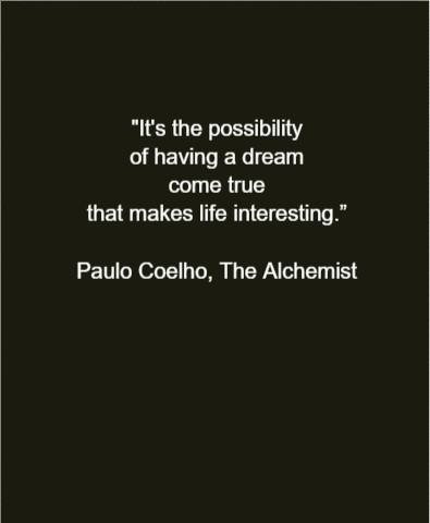 Paulo Coelho Canvas Print 11x14