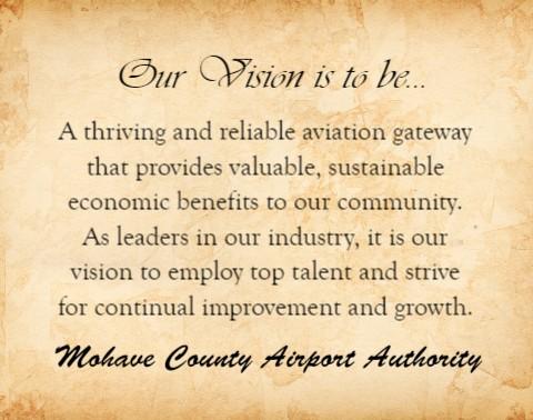 Vision Statement Canvas Print 16x12