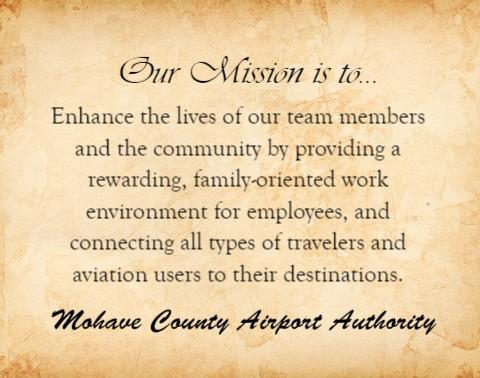 Mission Statement Canvas Print 16x12