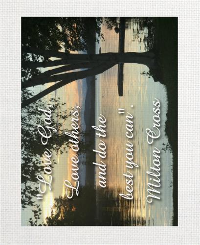 11 x 14 Custom Canvas Print XPress  #52109